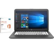 "HP Stream 14-ax055sa 14"" Laptop - Grey"
