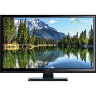 "Seiki SE28HO01UK 28"" TV - Black"