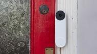 Google nest doorbell (battery)
