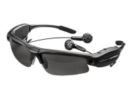 Hyundai LIF-V-10003 Sunshine Cam HD Multimedia Sunglasses (3,2 Megapixels, CMOS-Sensor)