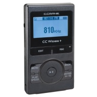 C Crane CWTPL CC Witness Plus Digital MP3 Recorder Player with Built-in AM FM Radio