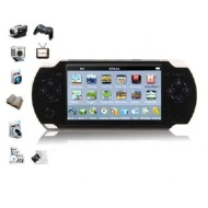 UnisCom V-S515 4.3' 8GB MP3/MP4/MP5 Media Game Player Psp style (TV-Out,FM Radio,PC Camera,TF Card Supported)