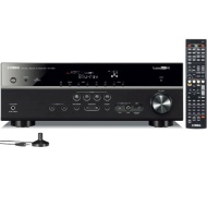 Yamaha RX-V473B Factory Refurbished 5.1-Channel Network AV Receiver