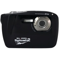 Splash II 16MP Waterproof Digital Camera 2.5