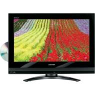 Toshiba 26 in. (Diagonal) Class LCD Full HD TV/DVD Combo