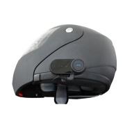 eSynic® 800m BT Interphone Bluetooth Motorbike Motorcycle Helmet Intercom Headset Wireless Headset -- Support Rider to Rider, Rider to Pillion