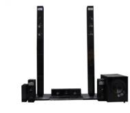 3D Wi-Fi Smart Blu-ray Home Theater System - Wireless Rear Speakers, Tallboys