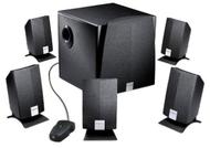 Creative Labs Inspire 5200 5.1 Computer Speakers (6-Speaker, Black)