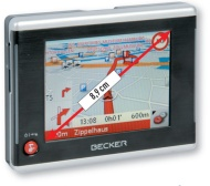 Kyocera Becker Traffic Assist 7927