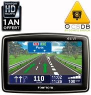 TomTom XL LIVE IQ Routes Edition Europe 1M