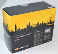 Navigon TS 7000T Europe