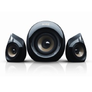 Krator 2.1 Multimedia Stereo Home Cinema Surround Sound Theatre System TV PC Speakers Subwoofer