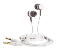 Asus HS-101 Deep Impact Bass Crystal Clear Voice Notebook Headset - White
