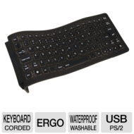 Adesso Foldable Mini Keyboard AKB-210