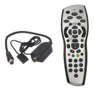 Sky HD Remote Control with Flatscreen Magic Eye - Black