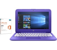 "HP Stream 11-y051sa 11.6"" Laptop - Purple"