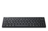 Samsung Original vollwertige Bluetooth-Tastatur BKB-ADEEBEGXEG (kompatibel mit Tablets und ebooks, QWERTZ-Layout) in schwarz