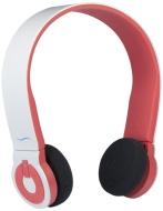 Hi-Fun Hi-Edo Cuffie Bluetooth con Tasti di Comando Integrati, Nero/Blu