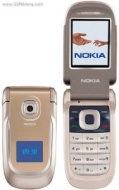 Nokia 2760 - clapet -  bibande - GSM/2 écrans/Appareil photo VGA/Radio FM/Bluetooth/WAP - rouge Velvet