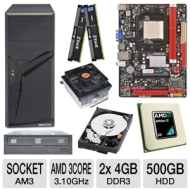 Biostar N68S3B GeForce Barebones Kit