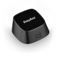 EasyAcc AR02 Bluetooth Audio Receiver Wireless Music Streaming Adapter , Black