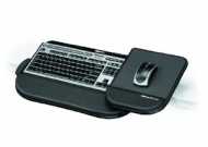 Fellowes Tilt-n-Slide Pro Keyboard Manager (8060201)