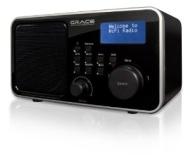Grace Digital GDI-IR1000 Wi-Fi Internet Radio Featuring Pandora and NPR On-Demand