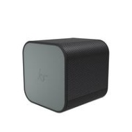 KitSound Boomcube Speaker Gunmetal Grey, Silver