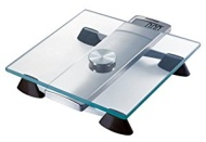Soehnle Alpha Electronic personal scale Chrome