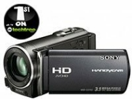Sony HDR-CX150E hand-held camcorder
