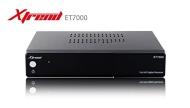 Xtrend ET 7000 Linux Satelliten-Receiver (1080p, HDMI, HbbTV, USB)