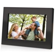 "Coby 7"" Widescreen Digital Photo Frame"