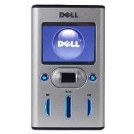 """Dell Pocket DJ - Digital player - HDD 5 GB - WMA, MP3 - display: 1.62"""""""