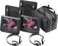 "Dynex - 7"" Portable DVD Player"