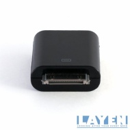 LAYEN 'i-CHARGE' - Bose Series 1 iPod / iPhone / iTouch Charge Adapter - 12v to 5V Power Converter for Docking Stations / Speakers - Suitable For Car