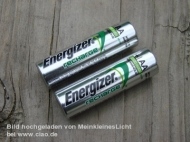 Energizer Rechargeable Extreme Ni-Mh Batteries - AA 2300mAh