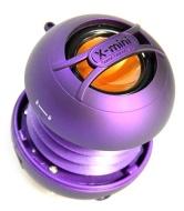 XMI Xmini Uno Mini enceinte portable pour iPhone/iPad/iPod/lecteur MP3/ordinateur portable Violet