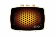Bem Range Strum Bluetooth Speaker, Sunset (Brown)