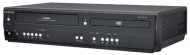 Funai DVD and VCR Combo Front-Loading Player - Black (DV220FX4)
