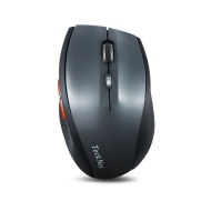 TeckNet 309BTL Bluetooth Wireless Mouse, 15 Month Battery Life - With Battery Indicator - 2000/1500/1000dPi - Black