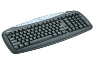Trust XpertTouch Multimedia Keyboard KB-1150 IT