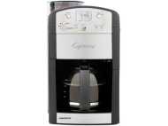 Jura-Capresso CoffeeTEAM GS Coffee Maker and Grinder Combo