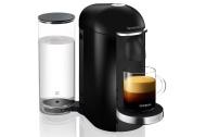 Nespresso Vertuo Coffee Machine by Krups - Piano Black