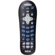RCA 3-Device Universal Remote Control RCR311BR Black