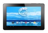 "Cat StarGate 2 (8GB, 7"" IPS HD Display, 1,2 GHZ Dual Core, integrierte Grafikeinheit, Aluminium Gehäuse)"