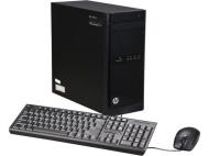 HP - Desktop - Intel Core i3 - 4GB Memory - 1TB Hard Drive - Gray 110-314 § 110-314