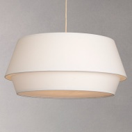 House by John Lewis Lisbeth Easy-to-Fit Ceiling Shade