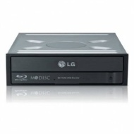 LG - 48x Write/24x Rewrite/48x Read CD - 16x Write DVD Internal Blu-ray Reader/DVD-Writer Drive UH12NS30