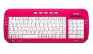 Saitek Expressions Keyboard Pink Butterfly