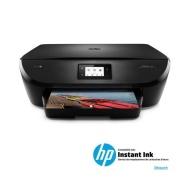 HP Imprimante ENVY 5545 - 3 en 1- Jet d'encre thermique couleur- Compatible Instant Ink - 3 mois d'essai offerts